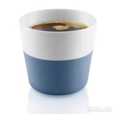 Лунно-голубые чашки для лунго на 230 мл