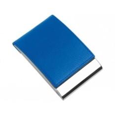 Синяя визитница