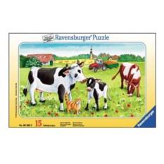 Пазл Коровы на лугу от Ravensburger