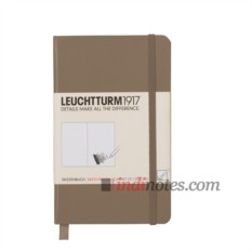 Серый скретчбук Leuchtturm 1917 Pocket Sketchbook Taupe