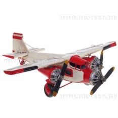 Модель Самолет , длина 34 см