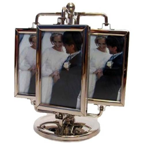Фоторамка-карусель для 8 фотографий 5х8 см