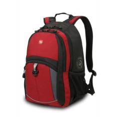 Рюкзак Wenger (цвет — красный/черный/серый)