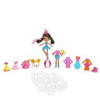 Кукла 4-Ever Кидз Жасмин - цирк