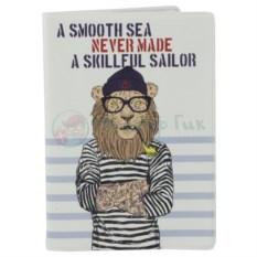 Обложка для паспорта Sailor