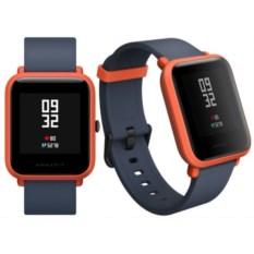Оранжевые умные часы Xiaomi Amazfit Bip