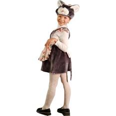 Карнавальный костюм Мышка, 3-7 лет