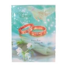 Свадебный фотоальбом (10х15 см, 80 страниц)