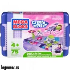 Конструктор Столик для девочек (Mega Bloks)
