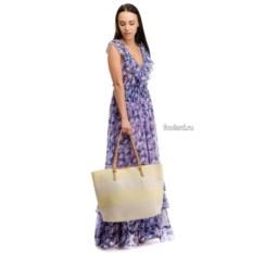 Брендовая пляжная сумка Moltini