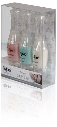 Набор Perfect Cuticles & Nail Set Trind