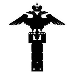 Украшение крыши «Орёл»