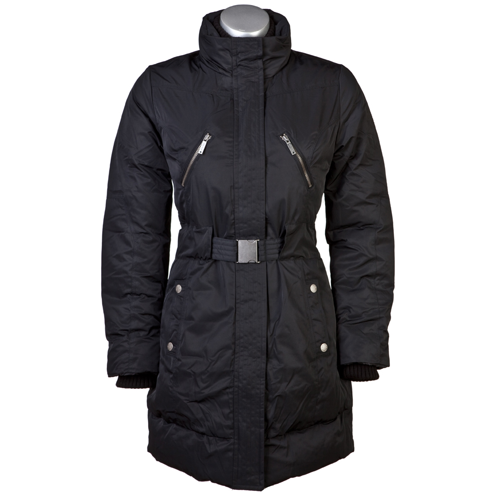 Пальто-пуховик Shar