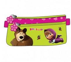 Пенал-косметичка «Маша и Медведь. Бабочки»