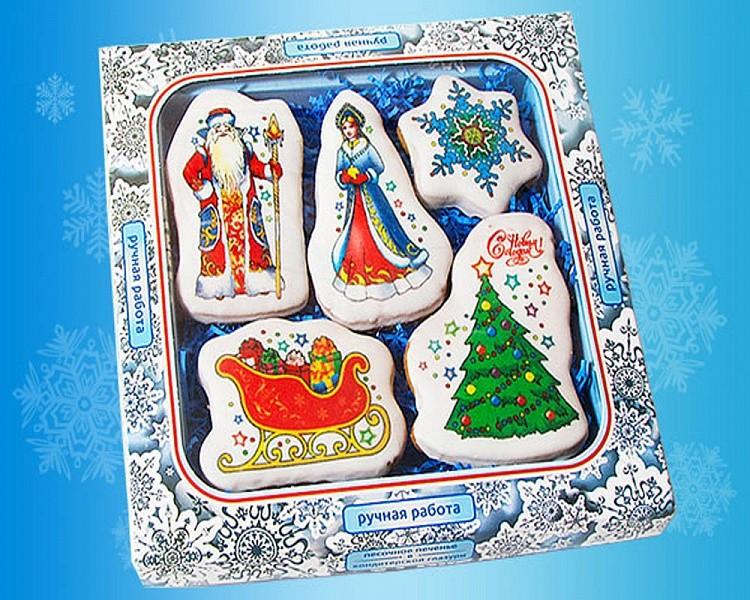 Волшебное печенье «Новогодняя сказка»