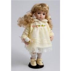 Коллекционная фарфоровая кукла Аделина