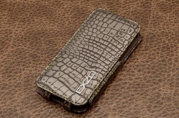 Чехол для Apple iPhone 5 / 5S Серебряный Дракон