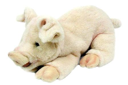 Мягкая игрушка «Свинка»