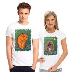 Парные футболки для двоих Если тебя нет, то и меня нет