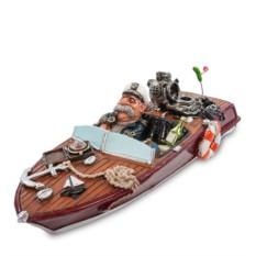 Фигурка Капитан в лодке
