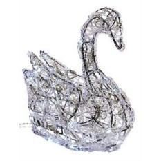 Светодиодная композиция Ажурный лебедь