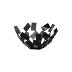 Черная ваза для фруктов La stanza dello scirocco