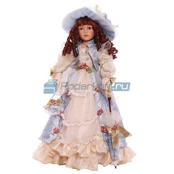 Фарфоровая кукла Изабель