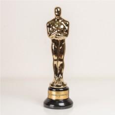 Наградная статуэтка Оскар с гравировкой