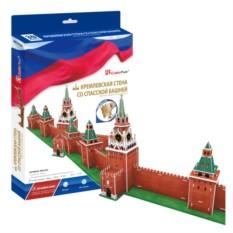 3D пазл Cubic Fun Кремлевская стена со Спасской башней