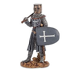 Статуэтка Рыцарь крестоносец