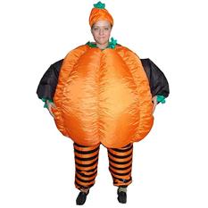 Надувной костюм «Спелая тыква»