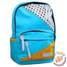 Голубой рюкзак Sketchy