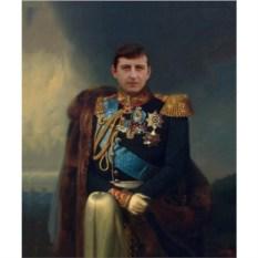 Портрет в историческом стиле по фото
