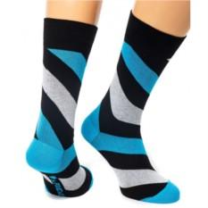 Черные носки Friday Spiral