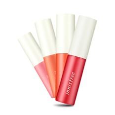 Цветочный тинт для губ Innisfree Eco flower tint
