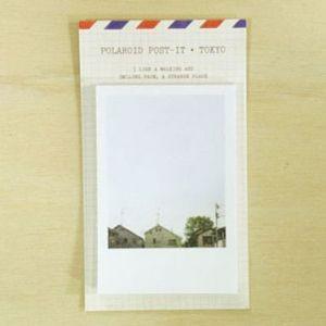 Самоклеящийся блокнот Polaroid - Tokyo