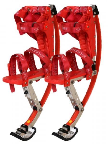 Детский красный джолли джампер Jollyjumper 30-50 кг