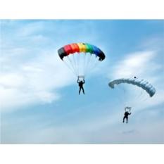 Подарочный сертификат Прыжок с парашютом для двоих