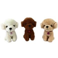 Мягкая игрушка Собака (17 см)