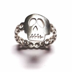 Модульное кольцо Фредди, серебро 925