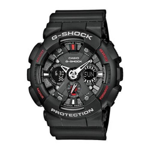 Мужские наручные часы Casio G-Shock GA-120-1A