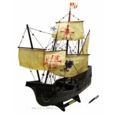 Модель парусника Санта Мария