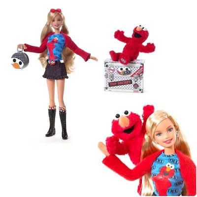 Кукла Барби «Улица Сезам»