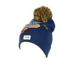 Синяя шапка Запорожец Big Ditch