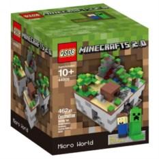 Конструктор Minecraft Микромир: лес