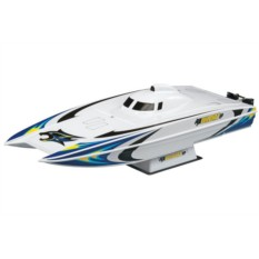 Радиоуправляемый катер Aquacraft Wildcat brushless catamaran