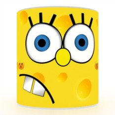 Кружка с 3D печатью Губка Боб