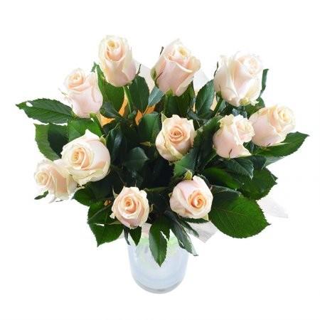Букет цветов Паннакота