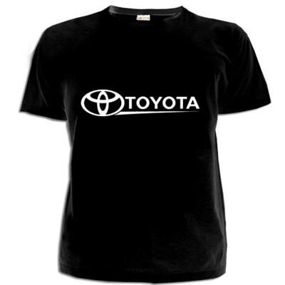 Мужская футболка Toyota