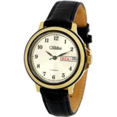 Наручные мужские механические часы Слава 3459082/300-2428
